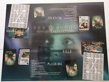 X-Files CCG 2 - Player Game Mat