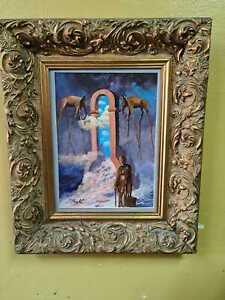 """""""Zou Island"""" by Salvador Dalí"""