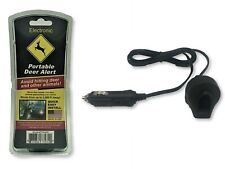 Car Deer Alert / Auto Deer Whistle Horn - Portable Electronic Warning Whistles