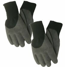 Midwest Gloves and Gear 66AFP02-M-AZ-6 Heavyweight Lined Knit Glove, Med, 2-Pack
