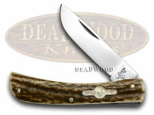 German Bull Deer Stag Dirt Buster Jr. Pocket Knife 107 Knives