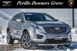 2020 Cadillac XT5 Premium Luxury With Navigation