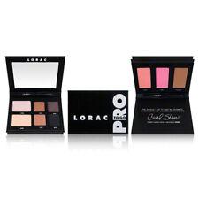 LORAC Pro To Go Eye & Cheek Palette Brand New -  EyeShadow Blush Bronzer Brush