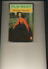 livre de poche - flaubert - madame bovary -numero 713