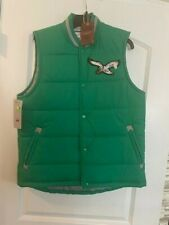 Philadelphia Eagles Mitchell & Ness Vest
