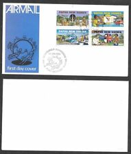 1980 Papua New Guinea First Day Cover - U.P.U.