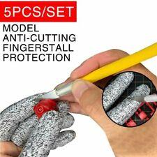 For Alexen Model Anti-cutting Fingerstall Protection Model Building 5pcs/set