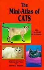 Very Good, The Mini Atlas of Cats, Johnson, James B., Prisco, Andrew De, Book
