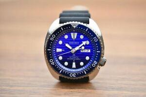 SEIKO Prospex Save The Ocean SRPC91K1 Automatic Divers Original Box & Warranty #