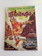 MAI3---- LUG  STRANGE      N° 36