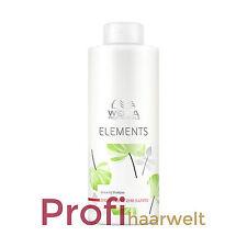 Wella Elements Stürkendes Shampoo 1000ml
