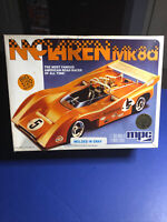 Mpc McLAREN MK8d 1/20 Famous Road Race Molded In Rare Gray F/S In Open Box In'98