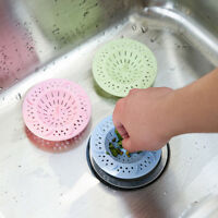 Hair Catcher Bath Drain Shower Tub Strainer Cover Sink Trap Basin StopperFilter5