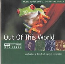 Music Rough Guides: Out Of This World : Various