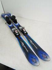 Rossignol Comp-J Blue Black Youth Skis
