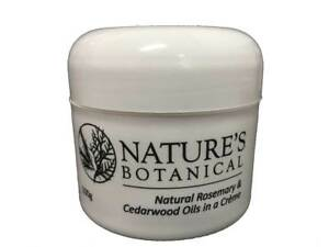Nature's Botanical Rosemary & Cedarwood Oils 100g Creme Insect Repellent