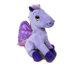 Disney Sofia The First Minimus Pegasus Horse 9 inch Stuffed Toy Plush Purple