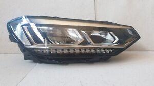 Volkswagen Touran UK Spec Genuine Headlamp Headlight Right 5TC941036B Full LED