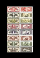 Brésil - 2x 5 - 1.000 Cruzeiros - Edition 1949 - 1950 - Reproduction - 19