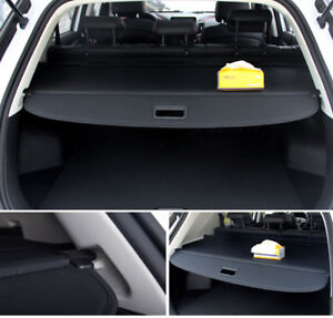 Cargo Area Security Cover for Jeep Compass Patriot 2007-17 Black Trunk Shade