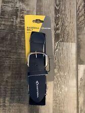 6 Easton Navy Blue Baseball Softball Belt Adjustable Adult Youth No Packing