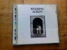John Lennon & Yoko Ono The Wedding Album 1997 Numbered CD Release RCD 10413