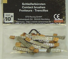 CARRERA 26361 EVOLUTION 1/32 SCALE BRUSHES / BRAID NEW 1/32 SLOT CAR PART