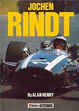 Jochen Rindt by Alan Henry - Autocourse Driver Profile no.6