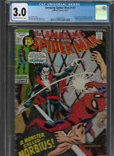Amazing Spider-Man #101 CGC 3.0 1971 key issue 1st app. Morbius