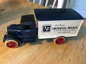 1926 MACK DELIVERY TRUCK BANK,  Imperial Palace Hotel & Casino,  ERTL 9943