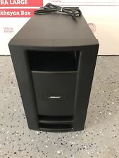 Bose PS 28 Series III Powered Subwoofer Only With Power Cord