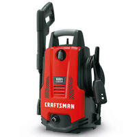 Craftsman CMXTPAV1600 Pressure Washer 1600 PSI 1.2 GPM 12-Amp Corded Electric