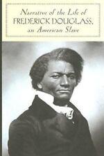 NARRATIVE OF THE LIFE OF FREDERICK DOUGLASS, An American Slave, HC, VGC