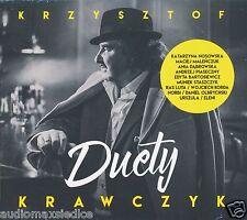 KRZYSZTOF KRAWCZYK Duety  [CD] Polish singers