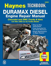 2001 - 2012 Duramax Diesel Engine Techbook, Chevrolet & GMC Trucks & Vans 0435