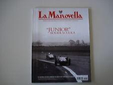 LA MANOVELLA 2/2009 STANGUELLINI/PORSCHE 912/OMC 175/MV AGUSTA 125 TEL/MOTOM 98