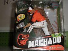 MCFARLANE MANNY MACHADO DEBUT/ MLB 32 REG FIGURE