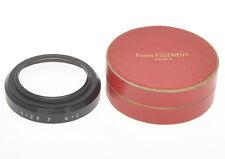 Angenieux Paris additional lens, close up?, Bonnette Serie 7 n.2