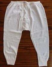 "Vintage Dulcia Long Johns mens underwear ""anti-rheumatic"" pants UNUSED 1960s 48"""