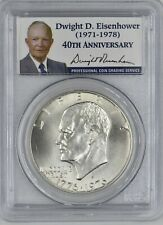 1976-S Silver Eisenhower Dollar $1 PCGS MS 68