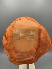 Vintage Twentieth Century Ladies Hat Liner Alexander Hats New York