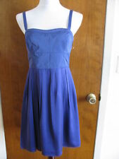 THEORY womens size 10  Bright Purple Julietta dress msrp $315