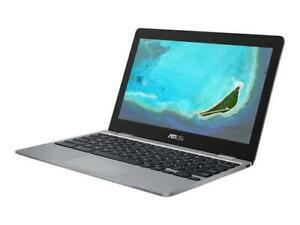 "Notebook Asus Chromebook 12 c223na-gj8654 - 11.6"" - celeron - 4 gb ram 90nx01q1-"