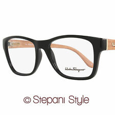 salvatore ferragamo plastic eyeglass frames