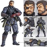 Metal Gear Solid V Phantom Pain Venom Snake 18cm Action Figure Model Toys Gift