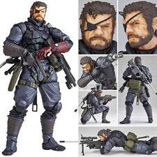 Vulcanlog 004 Metal Gear Solid Venom Snake PVC Action Figure Toy Gift NEW