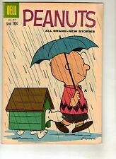 Peanuts Comic Book #6 (Aug-Oct 1960, Dell) NM+ 75% PRICE CUT