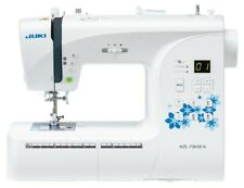 Juki HZL-70HW Compact Size Computerized Sewing Machine with 80 Stitch Patterns