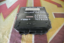 CALCULATEUR ECU  ROVER 25 45 MGZR 1.4L 16V  NNN100752 UNLOCK 1999+ EU3 MEMS3