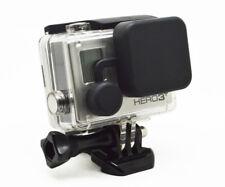Funda Protectora De Silicona Lente Tapa para GoPro Hero 3+/4 Carcasa